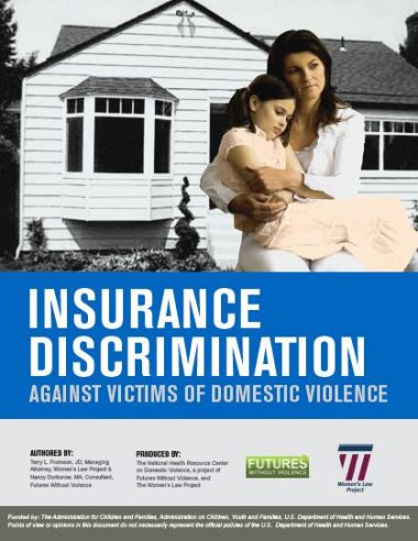 Insurance Discrimination Booklet Cover Img