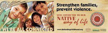 Strengthen Families, Prevent Violence Community Members Billboard Img