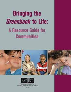 Bringing The Greenbook to Life Manual Cover Img