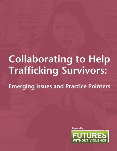 Collaborating to Help Trafficking Survivors Cover Img