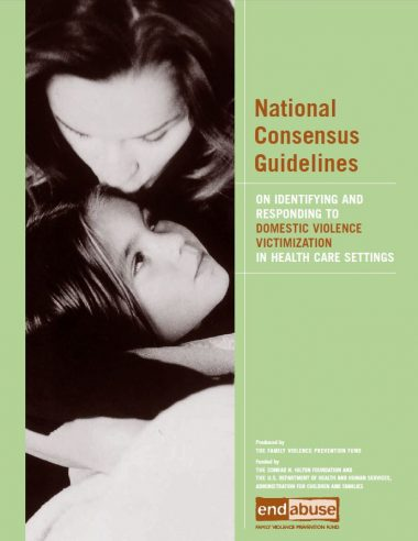 Consensus Cover Page Img