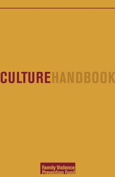Culture Handbook Cover Img