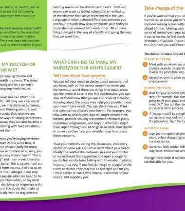 English Survivor Brochure Full Panels Back Img