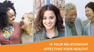 Is Your Relationship Affecting Your Health? Safety Card