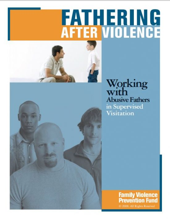 Fathering After Violence Resource Guide Cover Img
