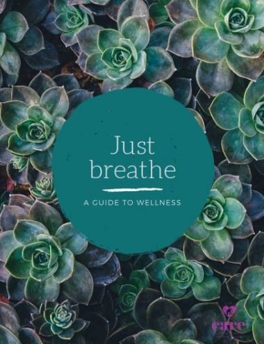 Just Breathe A Guide To Wellness ODVN Cover Img
