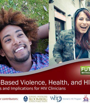 HIV Module Training Slide Cover Img