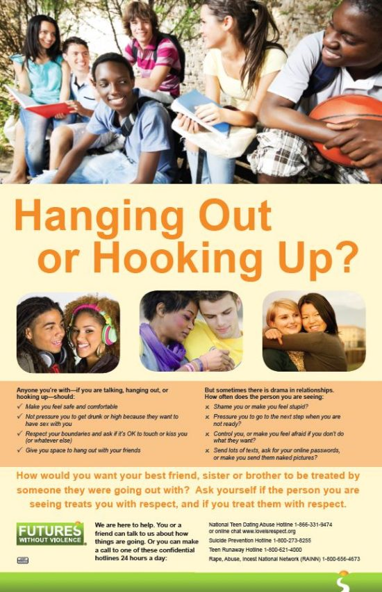 Adolescent Health Poster