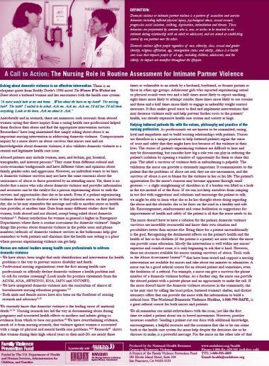 Nursing Folio Page 1 Img