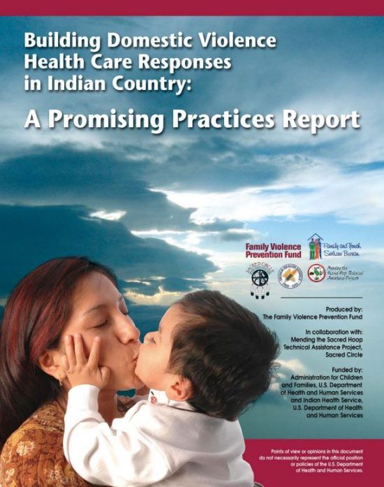 A Promising Practices Report Indian Country Cover Img