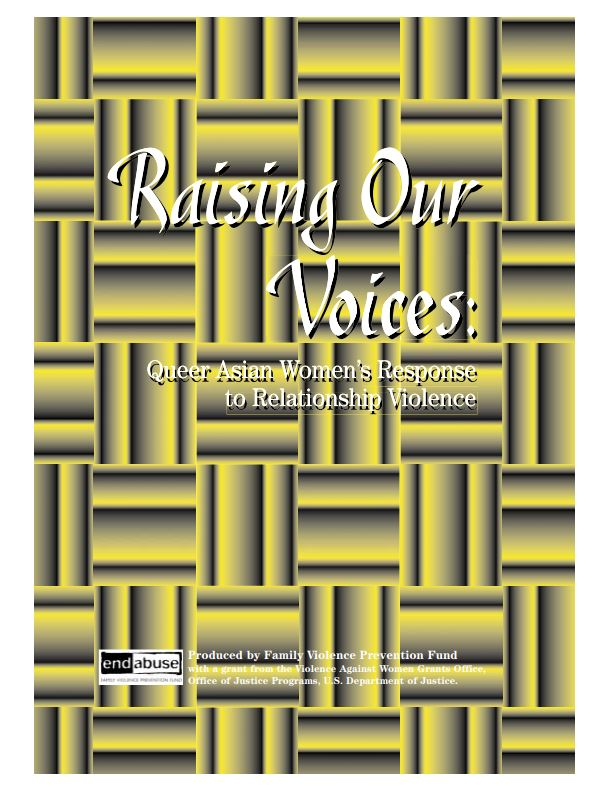 Raising our Voices Cover Img