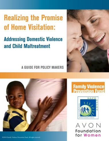 Realizing the Promise of Home Visitation Cover Img