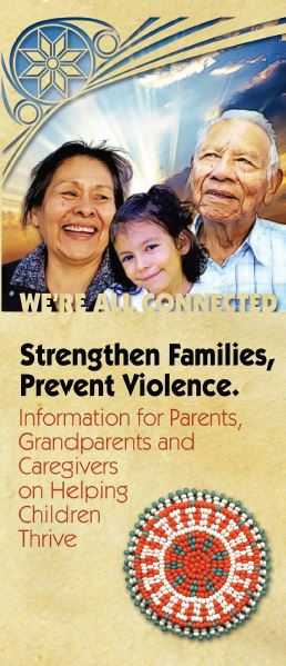 Strengthen Families Brochure Title Panel Img