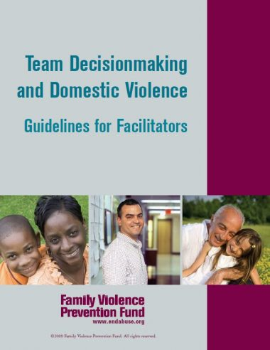 Team Decision Making Facilitator's Guide Cover Img