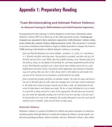 Team Decision Making Prep Reading Cover Img