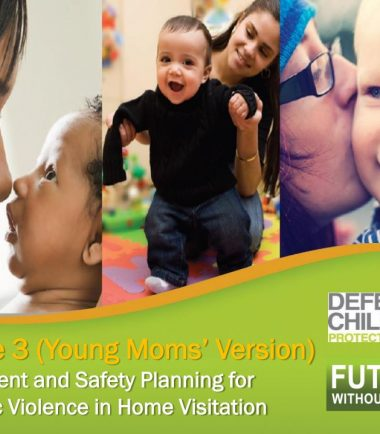 Young Moms Strong Kids Training Module Cover Img