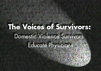 The Voices of Survivors DVD Img